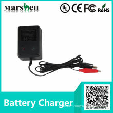 China Marshell Factory UL approuve le chargeur de batterie de faible puissance