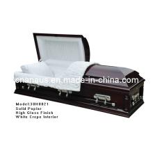 China-Sarg produziert (ANA) für Trauerfeiern