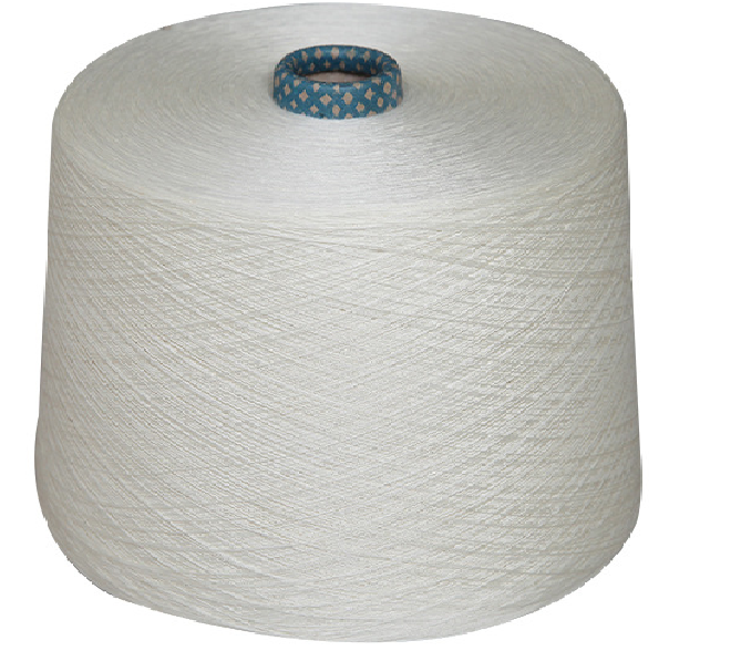 White 1313 aramid yarn