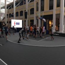 outdoor basketball Portable Court Tiles