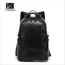 Китай поставщиком 100% натуральная кожа винтажный женщины рюкзак школы
