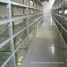 Light Duty Shelving for Manual Storage