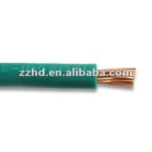 copper electric wire THHN wire copper wire pvc insulated nylon jacket