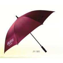 Manual Open Foam Handle Advertising Umbrella (JY-180)