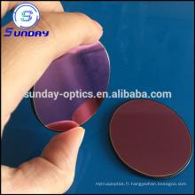 Filtres optiques négatifs 532nm, filtres à encoche 532nm