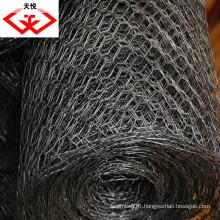 Galvanized hexagonal wire mesh(manufacturer)