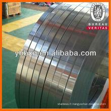 bobine de précision en acier de haute qualité