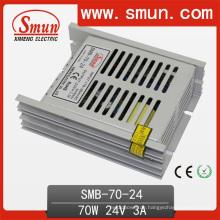 70W 24V 3A Ultradünnes Schaltnetzteil