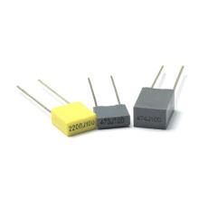 Mini-Box 5mm metallisierte Polyesterfolie Kondensator