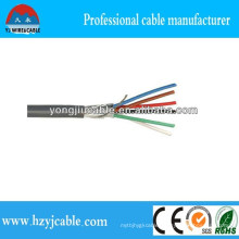 Electric Control Cable Copper Cable Shielded Control Cable