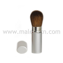 Oval Retractable Brushes with Goat Hair