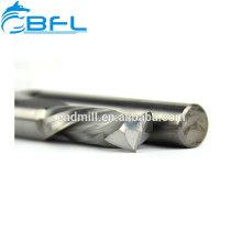 O carboneto BFL-aglomerado armazenou o cortador de revestimento do Woodworking da ferramenta de corte / torno do CNC