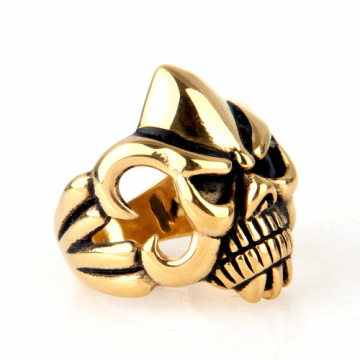 Alien Predator Finger Ring per uomo