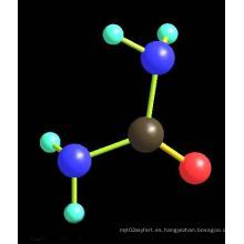 Fertilizante granular de urea