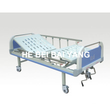 A-99 Móvil de doble función cama de hospital manual