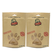 Kraft Paper Pet Food Packaging Pouch