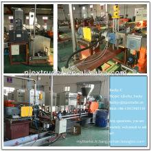 Elastomère TPU Ligne d'extrusion de granulation sous-marine