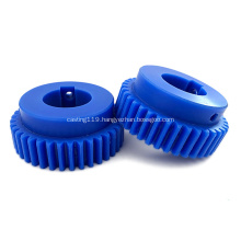 POM plastic Gear High Precision plastic gears