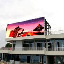 HD-programmierbare LED-Außenschilder