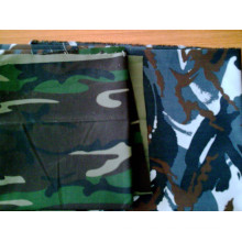 50 poyester 50 cotton ripstop camouflage fabric