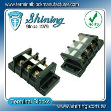TB-080 Ensemble 80A Connecteur de borne de transformateur étanche Block