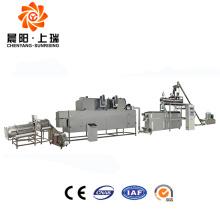 Planta de procesamiento de alimentos para perros Máquina de alimentación para perros