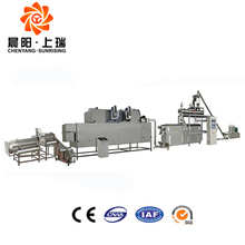 Dog food processing plant dog feed machine