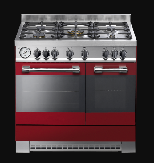 Gas Hob with Ovens