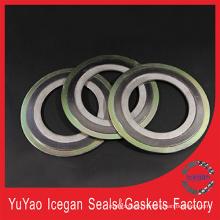 Auto Parts Spiral Wound Gasket/Metal Spiral Wound Gasket