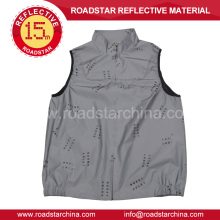 Reflective jacket hi viz safety vest