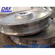 Wheel Forged/ Rail Vehicle Wheel