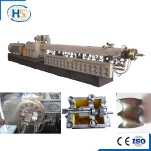 PP / PE High Filler Masterbatch Plastic Pelletizer Machine