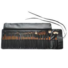 Sistema de cepillo profesional del maquillaje de la cerda de la cabra 30PCS (TOOL-08)