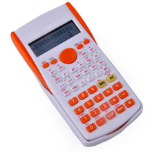 10 chiffres Dual Power 240 Fonctions Calculatrice scientifique