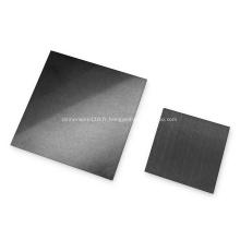 Plaque en céramique de nitrure de silicium Si3N4