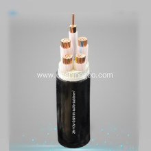 PVC insulated flexible control cable