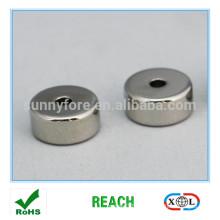 röhrenförmige permanente Ndfeb Magneten