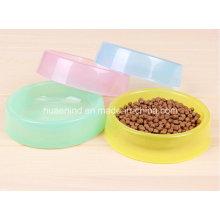 Candy Color Pet Bowl. Dog Feeding Bowl