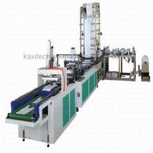 PP Non Woven Bag Production Line Making Machine