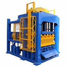 QTF10-15 automatic concrete cement block making machine