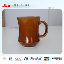 China xícara de chá de cerâmica com vitrificação