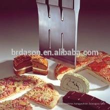 Ultrasonic cake slicing cutting machine