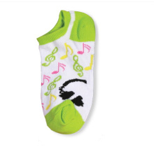 Girls Hot Sale Socks Colorful Socks Fancy Socks with 100% Cotton