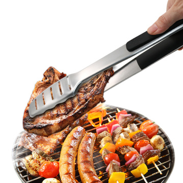 bbq grill tongs acier inoxydable