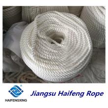 3-Strand Polypropylene Filament Rope Mooring Rope Nylon Rope