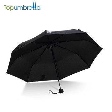 entreprises chinoises de fabrication corée vente chaude pas cher 3 pliage parapluie de pluie