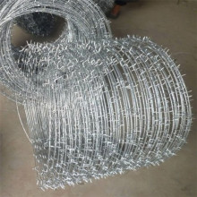 Venda de cerca de arame farpado de metal barata nas Filipinas