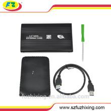 2.5 SATA HDD Case Caddy, caja de caja de disco duro