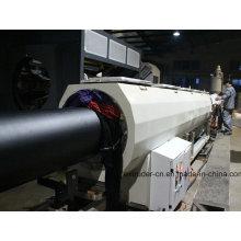 Крупного калибра HDPE для воды и газа трубы производства машина