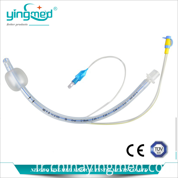 Endotracheal Tube With Suction Tube